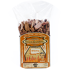 Wood Smoking Chips Whisky - Räucherholz Whisky