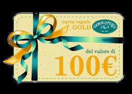 Carta regalo di 100€