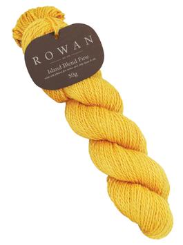 Rowan Island Blend Fine - Toffee (108)