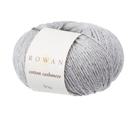 Rowan Cotton Cashmere - Argento