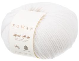 Rowan Alpaca Soft DK - Bianco (201)