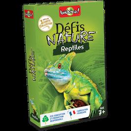 "Défis nature ""Reptiles"""