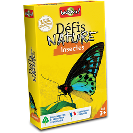 "Défis nature ""Insectes"""