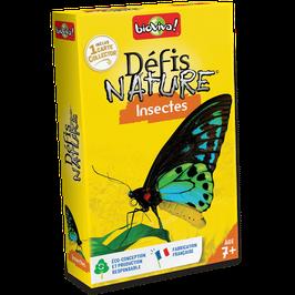 "Défis nature ""Insectes"""