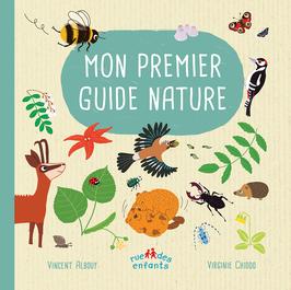 "Livre ""Mon premier guide nature"""