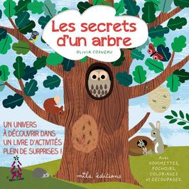 """Livre """"Les secrets de l'arbre"""""""