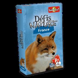 """Défis nature """"France"""""""