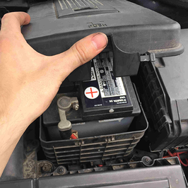 Batterie Einbau zum Festpreis
