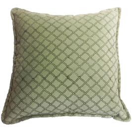 VAN DEUTRS Kissen mit Füllung (hellgrün)