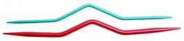 KnitPro Zopfmusternadel Aluminium 2,5 - 4mm Art. Nr. 45501