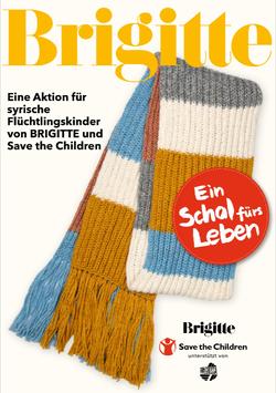 Schal fürs Leben Charity-Paket 2020