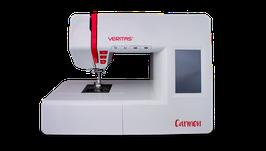Veritas Carmen Computer Nähmaschine 100 Stichprogramme 172 Buchstaben/Zahlen