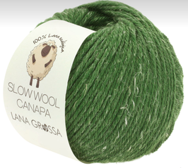 Slow Wool Canapa 50g