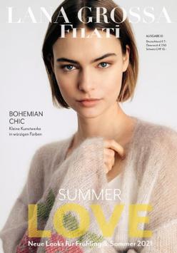 Filati Journal Ausgabe 61 Frühjahr/Sommer
