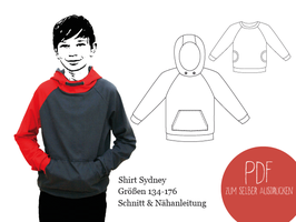 e-book Kindershirt Sydney