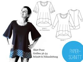 Papierschnitt Shirt Pune