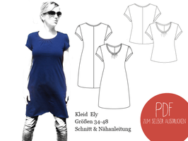 e-book Kleid Ely