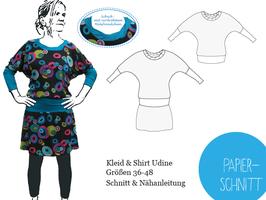 Papierschnitt Shirt & Kleid Udine