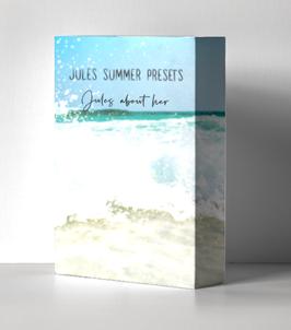 Jules Summer Preset
