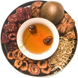 "夏日凉茶 || Teemischung ""Kühl im Sommer"""