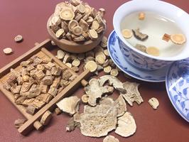 玉屏风茶  ||  Teemischung Jade Windschutz