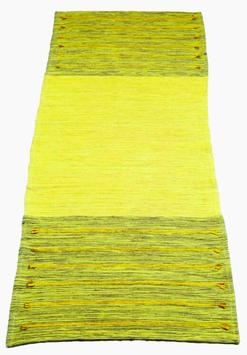 BADRI HARIDRA Grün-Gelb