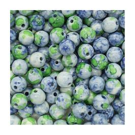Achat grün-blau | ca. 6 mm