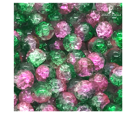 Grün - Rosa | 8MM