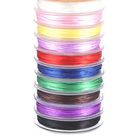 Jewelry Elastic Coard 10 verschiedene Farben - Dehnbar
