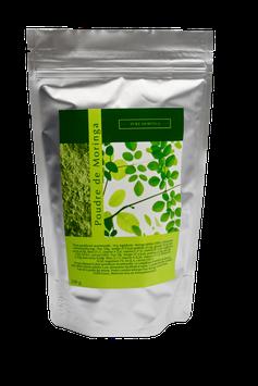 Poudre de feuilles de Moringa - 200g