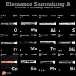 Elemente Sammlung A