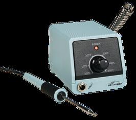 Mini Lötkolben Lötstation 8 Watt MLS-98 blau 100-450°C      NEU
