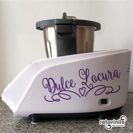 Robot de Cocina - Dulce Locura
