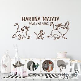 Infantiles / Dibujos / Hakuna Matata