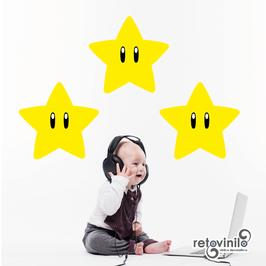 Videojuegos - Estrellas Super Mario