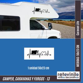 13 - Caravan Life