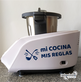 Robot de Cocina - Mi cocina, mis reglas