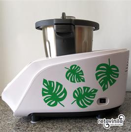 Robot de Cocina - Hojas de Palma