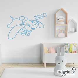 Infantiles / Dibujos / Dumbo