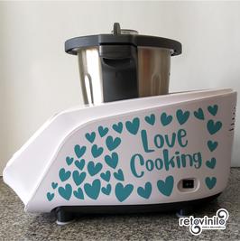 Robot de Cocina - Love Cooking