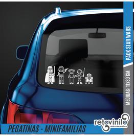 Familia Pack Star Wars