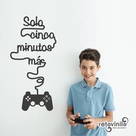 Videojuegos - 5 minutos más
