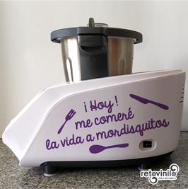 Robot de Cocina - La vida a mordisquitos