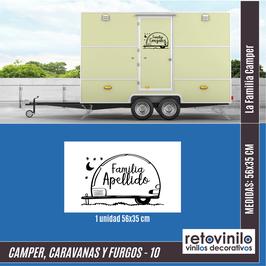 10 - La Familia Camper