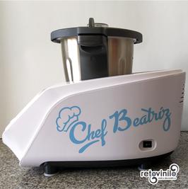 Robot de Cocina - Chef Nombre 1