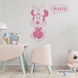 Infantiles / Dibujos / Minnie Mouse