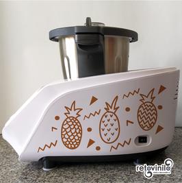 Robot de Cocina - Piñas