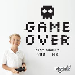 Videojuegos - Game Over