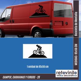 28 - Bicicleta de montaña
