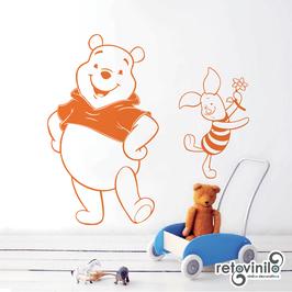 Infantiles / Dibujos / Winnie y Piglet